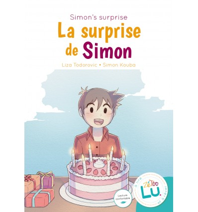 La surprise de Simon - Simon's surprise